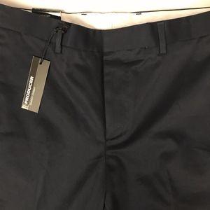 NWT Express Producer Black Modern Fit Pants